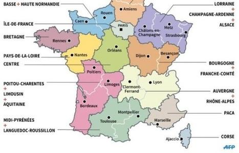 Sondage: Languedoc-Roussillon/Midi-Pyrénées, la région préférée des Français   Communication in progress   Scoop.it