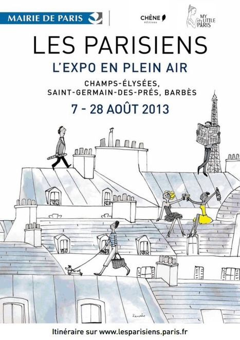 L'expo My little Paris | De tout et de rien : mode, shopping, voyages, cuisine, vide dressing et bons plans | Scoop.it