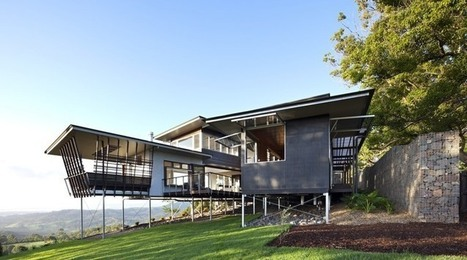 The Maleny House by Bark Design Architects | Home Adore | Architecture and Architectural Jobs | Scoop.it