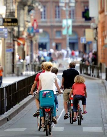 Un site pour optimiser les déplacements à vélo - La Dépêche | Balades, randonnées, activités de pleine nature | Scoop.it