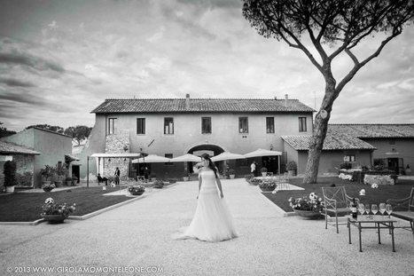 Tor de' Sordi - Pierfrancesco e Chiara wedding | Location di Matrimonio | Scoop.it