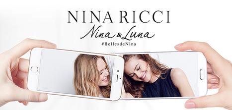 (Vidéo) Nina Ricci lance un trailer interactif qui ne peut être visionné qu'à deux   AS2.0 - 13   Scoop.it