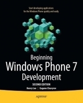 Beginning Windows Phone 7 Development, 2nd Edition | Free Download IT eBooks | Scoop.it