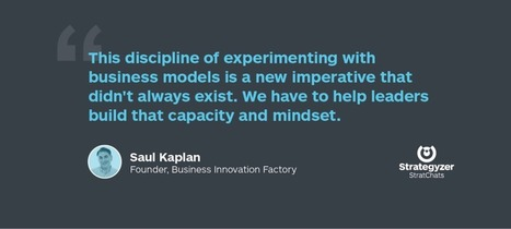Why Corporate Leadership Needs To Get Comfortable With Frequent Business Model Innovation | Building Innovation Capital | Scoop.it