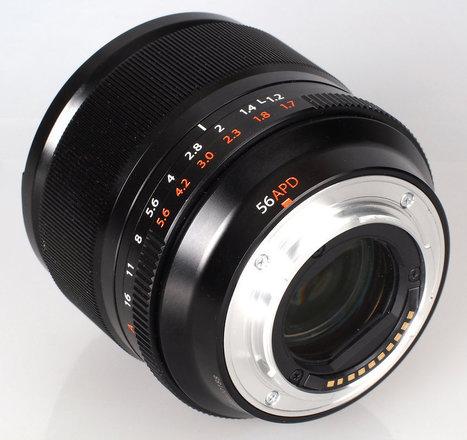 Fujifilm Fujinon XF 56mm f/1.2 R APD Lens Review | ePhotoZine | Mirrorless cameras | Scoop.it