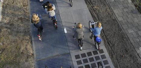 6 Months Later, Here's What's Happened to the Netherlands' Solar Bike Paths | Solar Energy projects & Energy Efficiency | Scoop.it