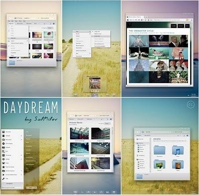 10 elegantes temas para Windows 7 | windows 7 | Scoop.it