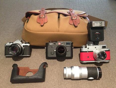 In your bag No: 302 – Joe Logan   Japan Camera Hunter   Cool Photography stuff   Scoop.it