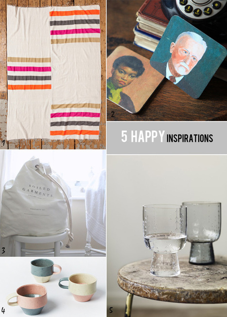 5 Happy Inspirations: Little Rewards | Interior Design & Decoration | Scoop.it
