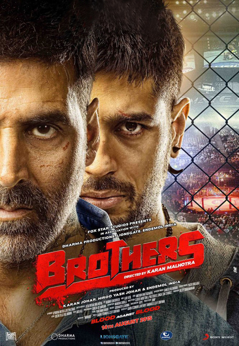 Brothers 2015 Movie Review | Cine Magazine Digital: Digitize Your Bollywood News! | Scoop.it