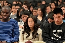 One of San Francisco's toughest schools transformed by the power of meditation | PATIENT EMPOWERMENT | Scoop.it