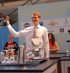 Victor Delpierre, sacré Champion du monde de Coffee in good spirits - L'Hotellerie | Victor Delpierre | Scoop.it