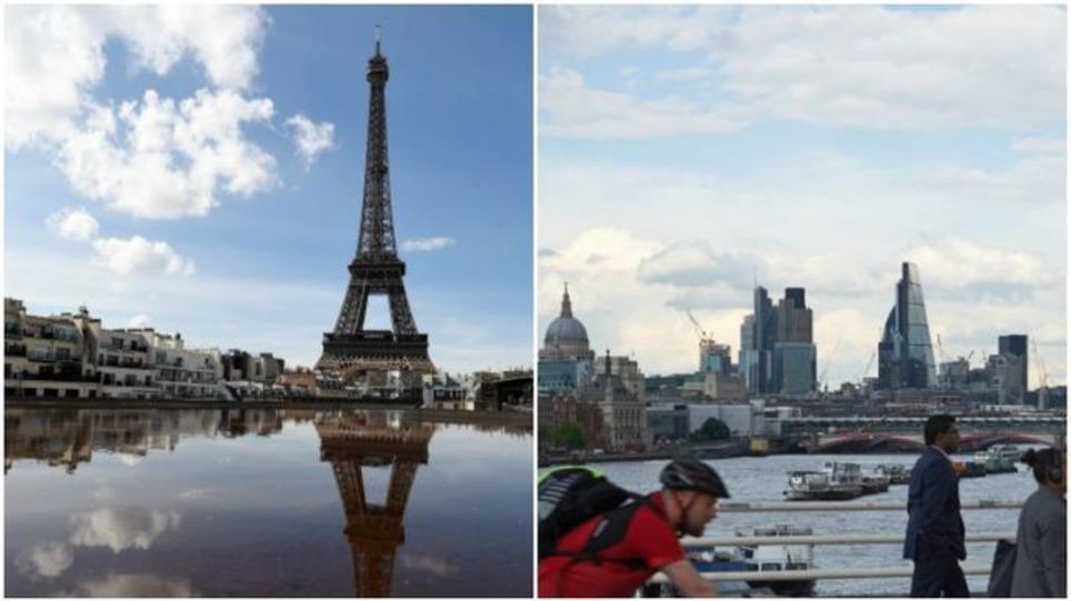 Pause déjeuner, vie au bureau, open space... les différences entre Paris et Londres | French-Connect*Expatriation | Scoop.it