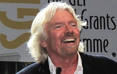 Richard Branson on Pursuing What Makes You Happy | Digital-News on Scoop.it today | Scoop.it