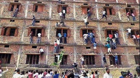 Triche généralisée en Inde pour réussir aux examens | Culture | Scoop.it