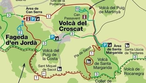 Parque Volcánico de la Garrotxa | Blog Costa Brava | Can Xel News | Scoop.it