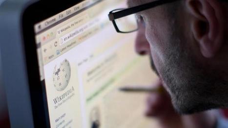 Τα μυστικά και οι άγνωστοι συγγραφείς του Wikipedia | apps for libraries | Scoop.it