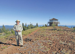 Lassen Solitaire - Chico News & Review | Nature Deficit Disorder | Scoop.it