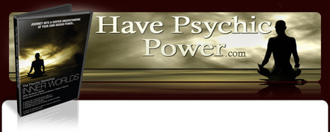 Have Psychic Power - with Andrew Garley's Inner Worlds Psychic Development Workshop on Video Download! | Spiritual | Scoop.it