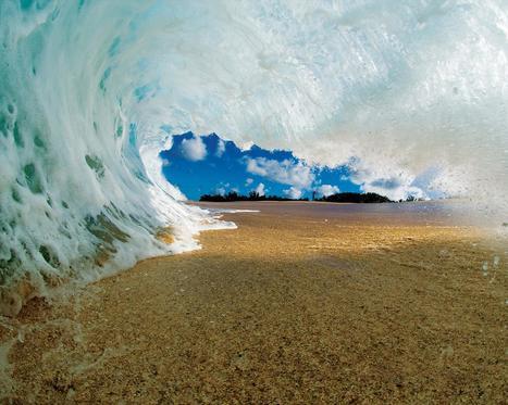 Des photos spectaculaires au coeur des vagues | Tout sur le Tourisme | Scoop.it