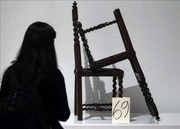 Los dardos fulminantes de Nicanor Parra llegan a Madrid en una exposición   Parra. Obras Públicas. Fundación Aqualogy   Scoop.it