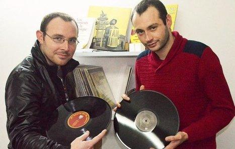 Musique.  À eux la galette... de vinyle | Chant Libre - hifi - produits www.chantlibre.fr | Scoop.it