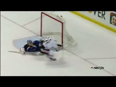 Toews goes backhand on breakaway for OT winner | Social Media Branding | Scoop.it