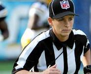 NFL female ref Eastin makes history | Troy West's Radio Show Prep | Scoop.it