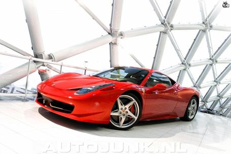 10x Ferrari 458 Italia, welke vind jij het mooist?! - Autojunk.nl | Good Things From Italy - Le Cose Buone d'Italia | Scoop.it