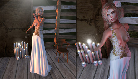 Shantal Says: NeW!!! Glam Dreams GIFT August | 亗 Second Life Freebies Addiction & More 亗 | Scoop.it