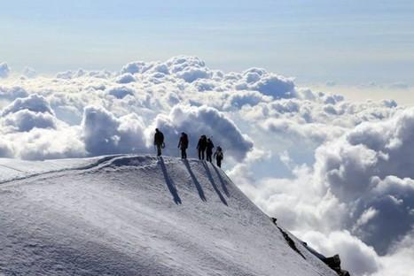 A quel âge débuter l'alpinisme ? | Montagne et Tourisme d'Aventure | Scoop.it