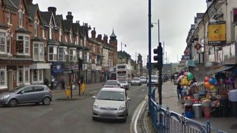 Man killed in Smethwick internet cafe stabbing - BBC News | Policing news | Scoop.it