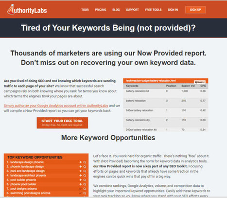 A Nutshell Guide to Proper Keyword Research | Design, social media and web resources | Scoop.it