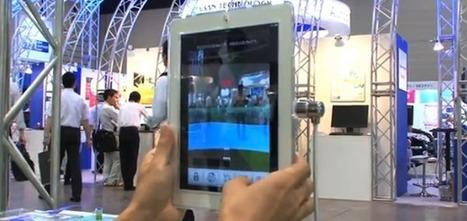 Augmented Reality: App blendet den Tsunami in die unmittelbare Umgebung ein (Video) - Engadget German | Augmented Reality und Spiele | Scoop.it