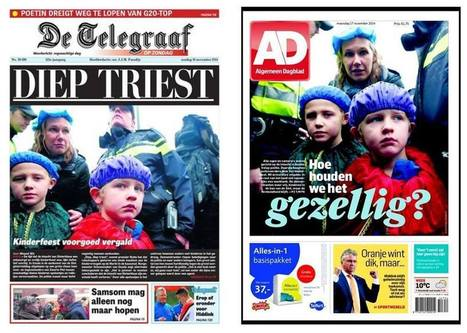 Portretrecht bij de intocht van Sinterklaas | Mediawijsheid in het VO | Scoop.it