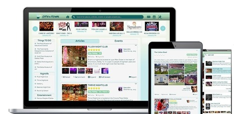 City'N'Town - Live, Discover and Share the Goodness of your Town. | Quickly Search Dallas restaurants here | Scoop.it