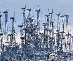 Scientists have overestimated capacity of wind farms to generate power   Sustain Our Earth   Scoop.it