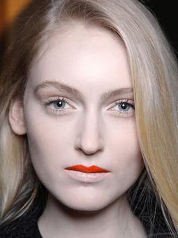 10 tendances maquillage de l'automne - hiver 2013-2014 à tester - Grazia | Mode et tendance | Scoop.it