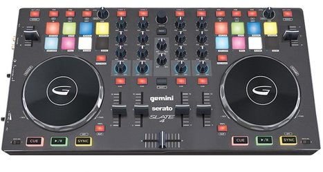 Review & Video: Gemini Slate 2 Serato DJ Controller | DJing | Scoop.it