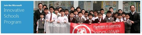 Prijava za Microsoft Innovative Schools program | IKT u nastavi | Scoop.it