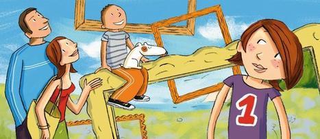 Découvrir l'impressionnisme... | Enfants | Arts et FLE | Scoop.it
