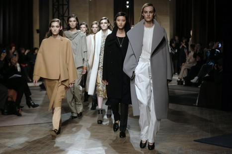 Fashion's musical chairs commence anew, as Christophe Lemaire ... | Fae FAshions | Scoop.it