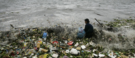 Plastic pollution: which two oceans contain the most? | LibertyE Global Renaissance | Scoop.it