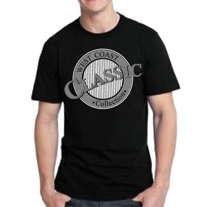 West Coast Classic Men's T-Shirt | California T-Shirts For Men | Scoop.it