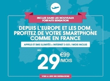 "Mobile : une Europe en pointe sur la 5G et sans roaming | Veille Techno et Informatique ""AutreMent"" 