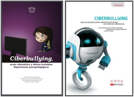 Dos libros sobre CIBERBULLYING para leer | RedDOLAC | Scoop.it
