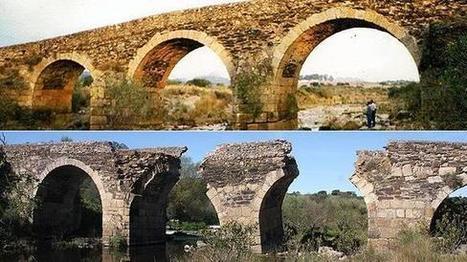 Dos puentes romanos extremeños en peligro de desaparición | Arqueología, Historia Antigua y Medieval - Archeology, Ancient and Medieval History byTerrae Antiqvae (Blogs) | Scoop.it