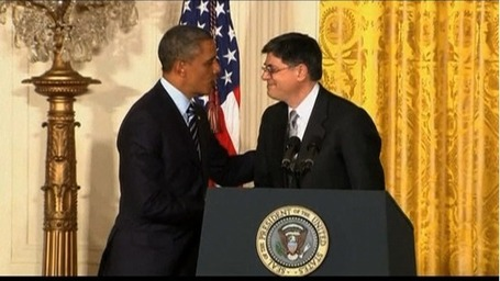 """Failure of Epic Proportions"": Treasury Nominee Jack Lew's Pro-Bank, Austerity, Deregulation Legacy 