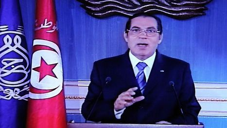 Tunisia celebrates as President backs down |  The Australian | Coveting Freedom | Scoop.it