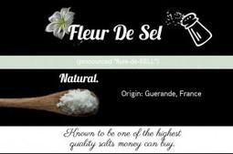 What is Fleur de Sel? | Salts Worldwide | Scoop.it
